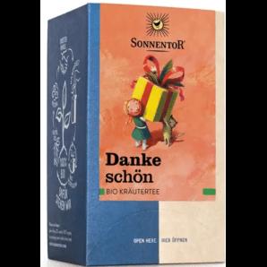 Sonnentor Thank You Organic Tea (18x1.5g)