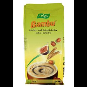 A. Vogel Bambu café instantané aux fruits et grains refill (200g)