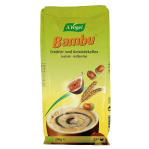 A. Vogel Bambu instant fruit and grain coffee refill (200g)