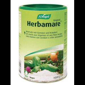 A. Vogel Herbamare Original Meersalz mit Kräutern (1000g)