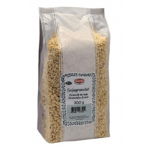 MORGA soy granulate meat substitute organic (300g)