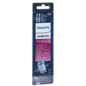 Philips Sonicare replacement brush G3 Premium Gum Care HX9052 / 17 (2pcs)