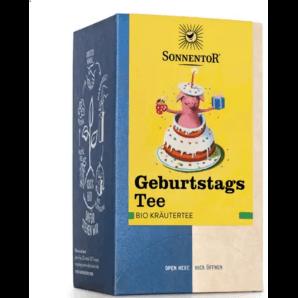 Sonnentor Organic Birthday Tea (18x1.5g)