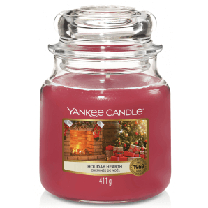 Yankee Candle Holiday Hearth (mittel)