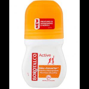 Borotalco Deodorant Active Roll On Mandari Neroli (50ml)