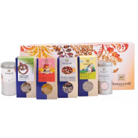 Sonnentor Finest Spices In A Gift Box