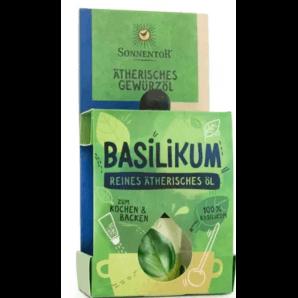 Sonnentor Spice Oil Basil (4.5ml)
