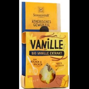 Sonnentor Vanilla Spice Oil (4.5ml)