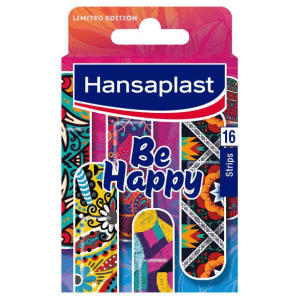 Hansaplast plasters Be Happy (16 pieces)