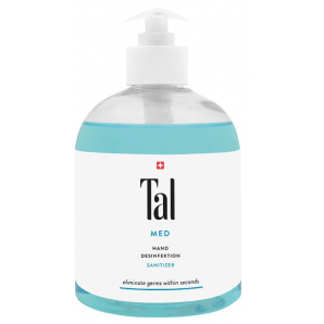 Tal Med hand disinfectant sanitizer (500ml)