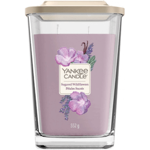 Yankee Candle Sugared Wildflowers Elevation Vessel (large)