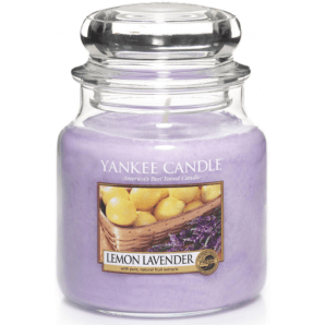 Yankee Candle Lemon Lavender (small)