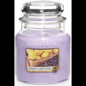 Yankee Candle Zitrone Lavendel (klein)