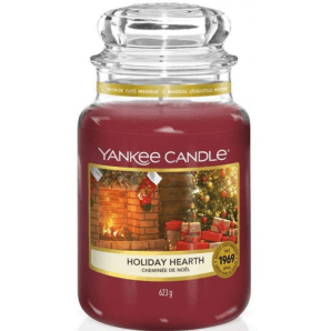 Yankee Candle Holiday Hearth (gross)