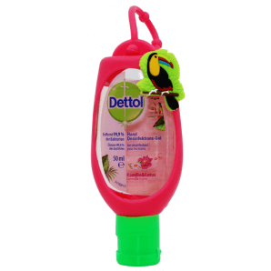 Dettol Hand Desinfektionsgel Kamille & Lotus (50ml)