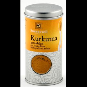 Sonnentor Curcuma Moulu Biologique (40g)