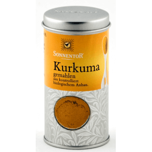 Sonnentor Turmeric Ground Organic (40g)