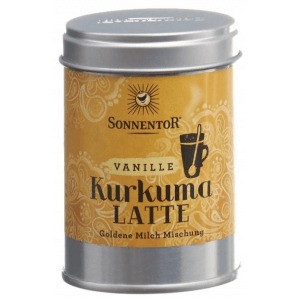 Sonnentor Vanilla Turmeric Latte (60g)