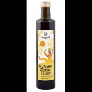 Sonnentor Turmeric Lemon Syrup Organic (500ml)