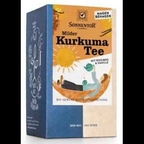 Sonnentor Mild Turmeric Organic Tea (18x1.5g)