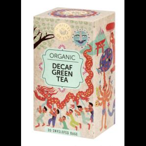 MINISTRY OF TEA du thé vert décaféiné (20x1,5g)