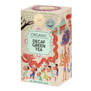 MINISTRY OF TEA Decaf Green Tee (20x1.5g)