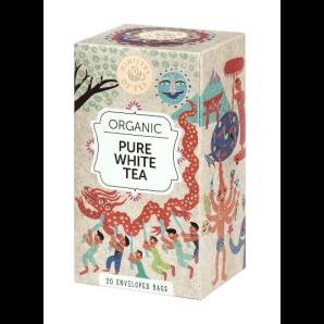MINISTRY OF TEA du thé blanc pur (20x1,5g)