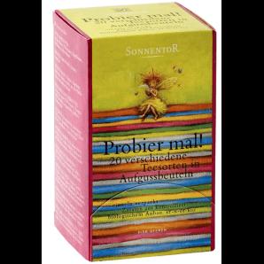 Sonnentor Ty It! Organic Tea Variations (20 pcs)