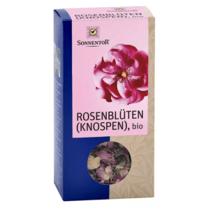 Sonnentor Boutons De Fleurs De Roses Biologiques (30g)