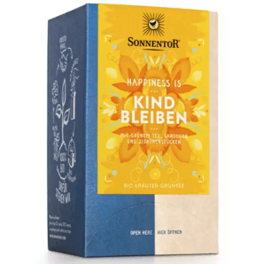 Sonnentor Happiness Stay Child Organic Tea (18x1.5g)