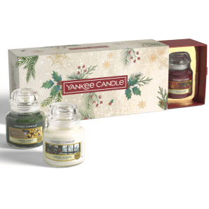 Yankee Candle Christmas Morning coffret cadeau (3 pièces)