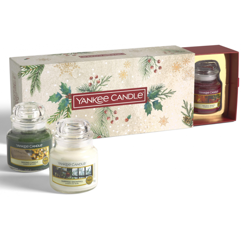 Yankee Candle Christmas Morning gift set (3 pieces)