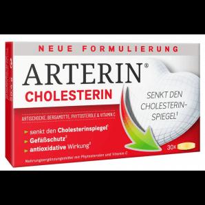Arterin Cholesterin (30 pièces)
