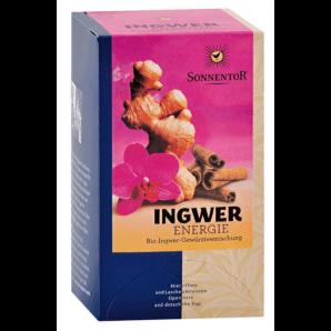 Sonnentor Ingwer Energie Bio Tee (18x1.8g)