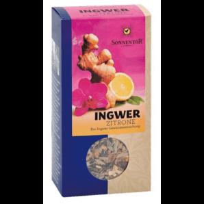 Sonnentor Organic Ginger Lemon Tea (80g)