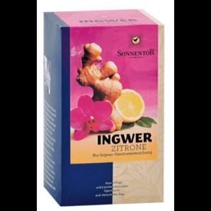 Sonnentor Ingwer Zitronen Tee Bio (18x1.8g)