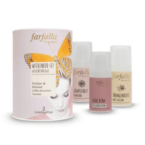 Farfalla Weekender Set Facial Care (3x15ml)