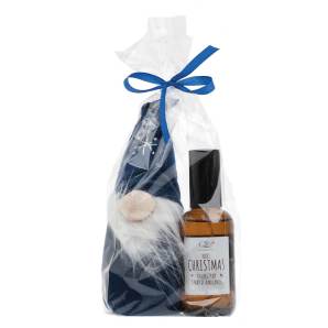 Aromalife gift set room spray Christmas Gnome blue (1 pc)
