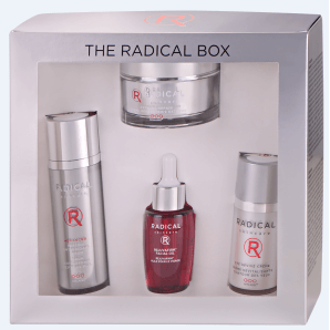 Radical Skincare gift set The Radical Box