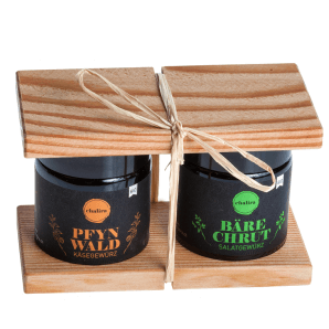 Aromalife gift set Chalira Spices Suisse (2x50ml)