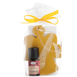 Aromalife gift set felt tag angel (1 pc)