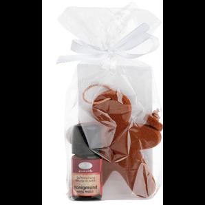 Aromalife Geschenkset Filzanhänger Lebkuchen (1 Stk)