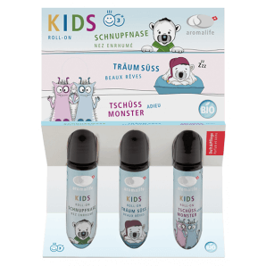 Aromalife gift set kids roll-on set of 3 (1 piece)