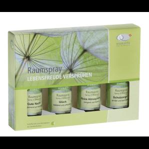 Aromalife gift set room spray (4x30ml)