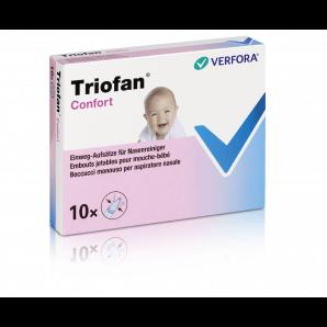 Triofan Confort Aufsätze Nasenreiniger (10 Stk)