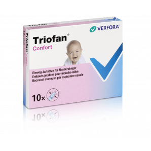 Triofan Confort nose cleaners (10 pcs)