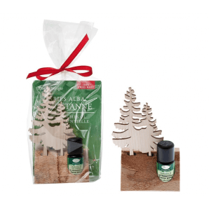 Aromalife gift set silver fir with oil (1 piece)