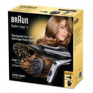 BRAUN Satin Hair Dryer 7 HD730