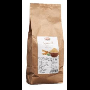 MORGA Sojamehl glutenfrei Bio Beutel (350g)