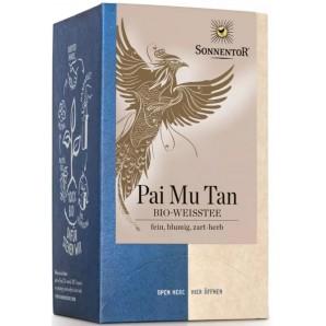 Sonnentor Thé Blanc Biologique Pai Mu Tan (18x1g)